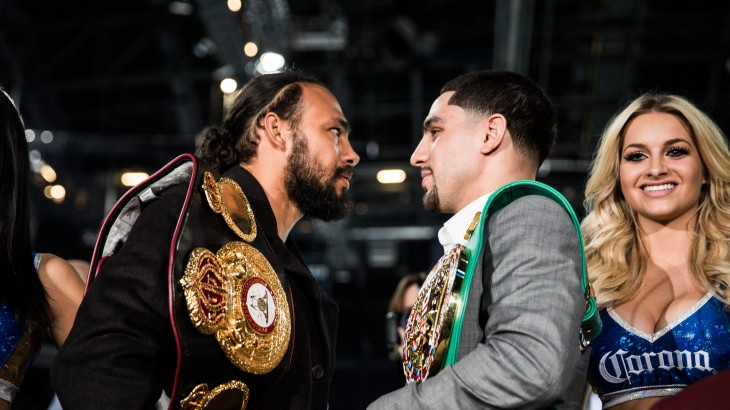 "Keith Thurman vs. Danny Garcia Press Conference Quotes & Photos – ""Someone's '0' Has to Go"""