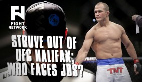 Stefan Struve Off UFC Halifax with Shoulder Injury; Who Faces Junior dos Santos?
