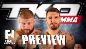 TKO 37: Gavrilovic vs. Vallee Preview – Watch LIVE Fri. at 6 p.m. ET on FN Canada