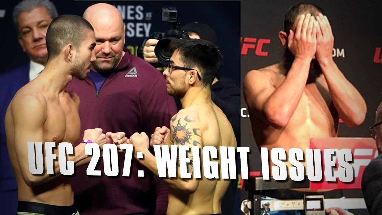 UFC 207 Recap: Cody Saftic's Reaction in Las Vegas, Borg & Hendricks Miss Weight