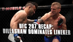 UFC 207 Recap: T.J. Dillashaw Dominates John Lineker
