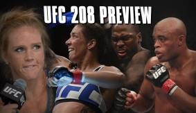 UFC 208: Holm vs. de Randamie & Silva vs. Brunson Preview
