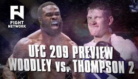 "UFC 209: Tyron Woodley vs. Stephen ""Wonderboy"" Thompson 2 Preview"