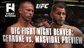 UFC Fight Night Denver: Jorge Masvidal vs. Donald Cerrone Preview