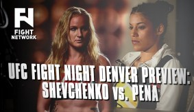 UFC Fight Night Denver Preview: Valentina Shevchenko vs. Julianna Pena