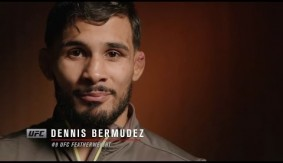 """UFC Fight Night Houston: Dennis Bermudez – """"Motivated to Make My Opponent to Look Like a Fool"""""""