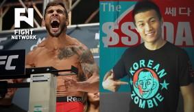 UFC Fight Night Houston: Dennis Bermudez vs. Korean Zombie Preview