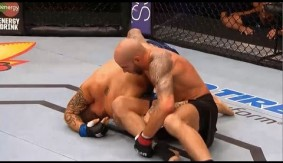 UFC Fight Night Phoenix: Ben Saunders' Omoplata Breakdown with Ryron & Rener Gracie