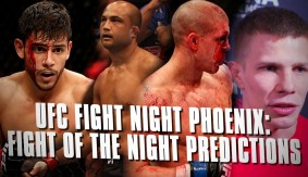 UFC Fight Night Phoenix: Fight of the Night Predictions