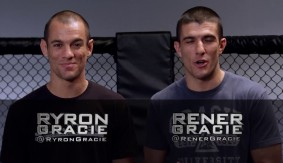 UFC Fight Night Phoenix: Gracie Breakdown of Joe Lauzon's Triangle Choke on Jamie Varner