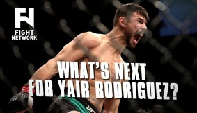 UFC Fight Night Phoenix Recap: What's Next for Yair Rodriguez?
