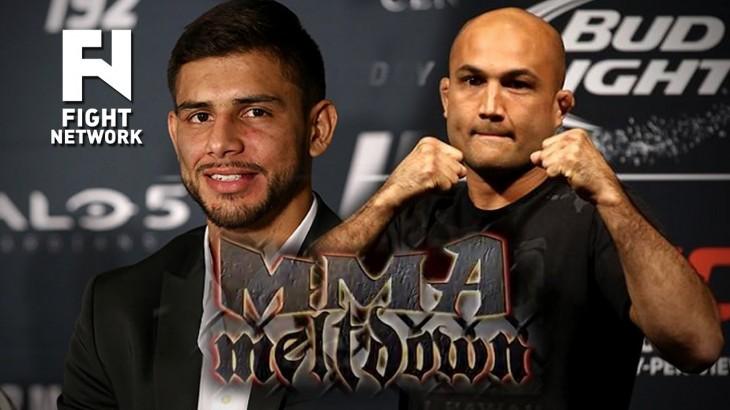 UFC Fight Night Phoenix: Rodriguez vs. Penn Preview | MMA Meltdown – Full Show
