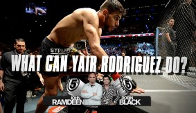 UFC Fight Night Phoenix: What Can Yair Rodriguez Do? | 5 Rounds