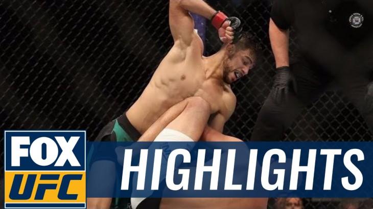 Video Highlights – UFC Fight Night Phoenix: Rodriguez vs. Penn