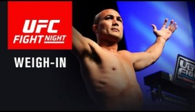 Watch LIVE Sat. at 7 p.m. ET – UFC Fight Night Phoenix: Official Weigh-in