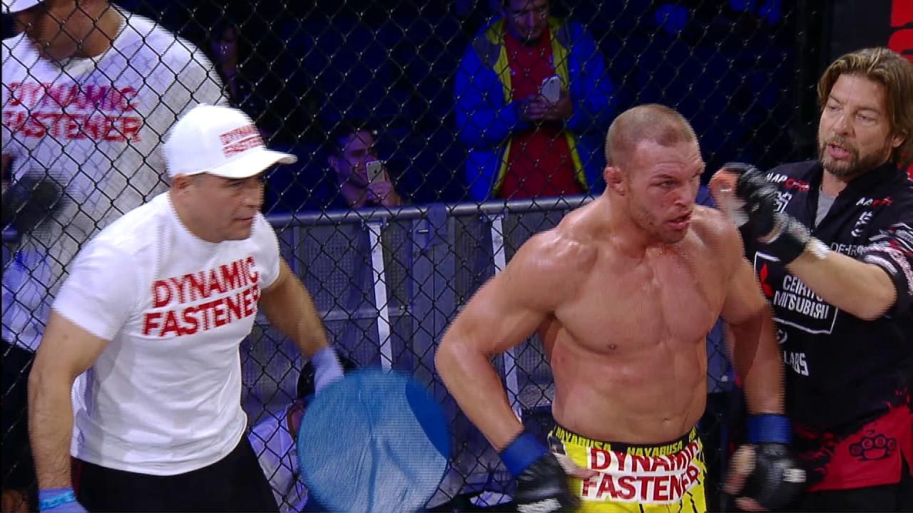 WSOF NYC: Yushin Okami vs. Paul Bradley – Full Fight