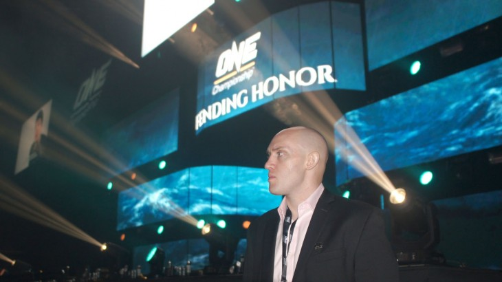 Loren Mack Named ONE Championship Vice President of PR and Communications