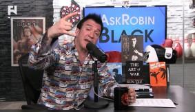 #AskRobinBlack: Robin vs. Fedor, Georges St-Pierre, Whisky & Tacos