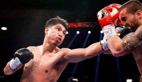 Fight Night: Mikey Garcia Returns to Form