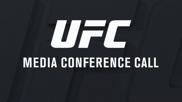 Listen LIVE Fri. at 5 p.m. ET – UFC 208: Holm vs. De Randamie Media Conference Call