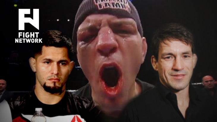 Nick Diaz vs. Jorge Masvidal or Demian Maia?