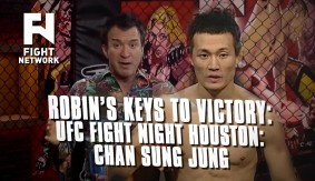 Robin's Breakdown: Keys to Victory – UFC Fight Night Houston: Korean Zombie