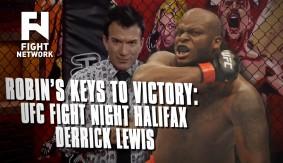 Robin's Breakdown: Keys to Victory – UFC Fight Night Halifax: Derrick Lewis