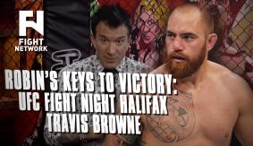 Robin's Breakdown: Keys to Victory – UFC Fight Night Halifax: Travis Browne