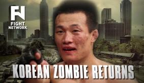 UFC Fight Night Denver: Korean Zombie Back in Action