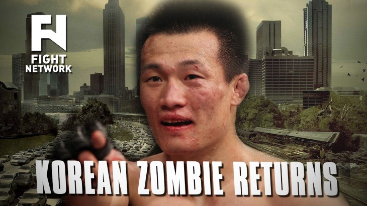UFC Fight Night Houston Preview: Korean Zombie Back in Action
