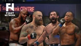 UFC Fight Night Halifax Preview: Lewis vs. Browne, Hendricks vs. Lombard