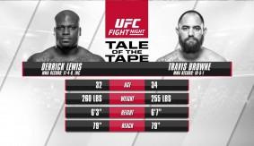 UFC Fight Night Halifax Preview Show: Derrick Lewis vs. Travis Browne