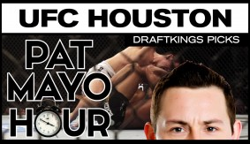 UFC Fight Night Houston DraftKings Picks & Preview