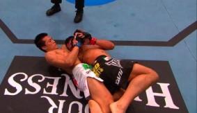 UFC Fight Night Houston: Gracie Breakdown of Korean Zombie's Twister
