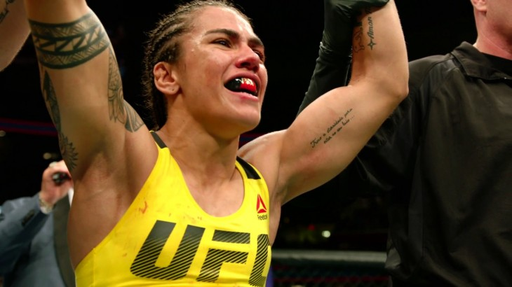 UFC Fight Night Houston: Joe Rogan Previews Jessica Andrade vs. Angela Hill
