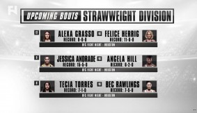 UFC Fight Night Houston Preview Show: Strawweight Showdowns