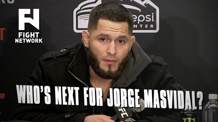 Who is Next for Jorge Masvidal?