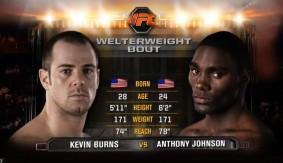 Anthony Johnson vs. Kevin Burns at TUF 8 Finale – Full Fight