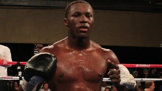 Travis Peterkin Headlines Jan. 29 'Broadway Boxing' Bill