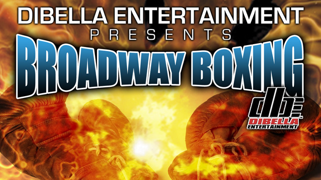 Cruz vs. Vasquez Tops Next Wednesday's 'Broadway Boxing'