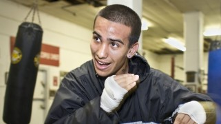 """Jerry Belmontes on Cherry Fight: """"I Am Not the Opponent"""""""