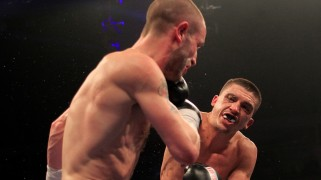 Selby Looks for Impressive Showing Against Koasicha Saturday