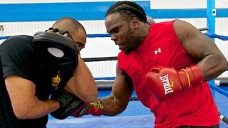 Canadian Stiverne New WBC Heavyweight Champ
