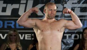 Bellator MMA Signs Sergei Kharitonov to Multi-Fight Contract