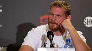 UFC Heavyweight Josh Barnett Returning Home to Washington