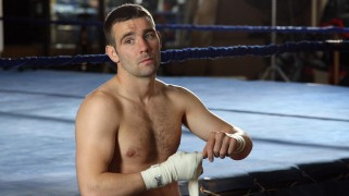 """Lee Purdy: """"I Am A New Fighter Now"""""""