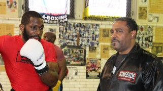 Bryant Jennings, Jesse Hart Wednesday Media Day