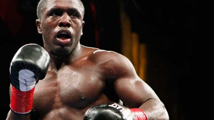 Watch LIVE Fri @ 4p ET – Andre Berto Media Workout