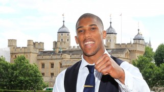 "Anthony Joshua: ""Skelton Will Test My Chin in Liverpool"""