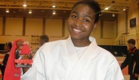 Portuondo-Isasi Wins Bronze at Judo Junior Championships